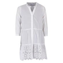 2023-123 Grunt Anna Dress HVID