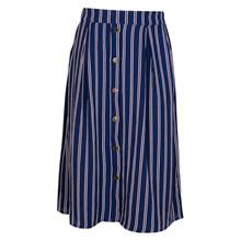 1943-535 Grunt Jaz Midi Skirt MARINE