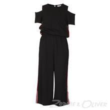 1743-503 Grunt Culotte Suit  SORT