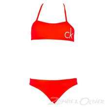 G80G800128 Calvin Klein Bikini sæt PINK