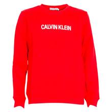 IG0IG00102 Calvin Klein Logo Sweat RØD