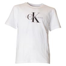 IG0IG00022 Calvin Klein Logo Tee HVID