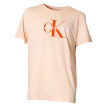 IG0IG00022 Calvin Klein Logo Tee KORAL