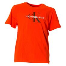 IG0IG00022 Calvin Klein Logo Tee ORANGE