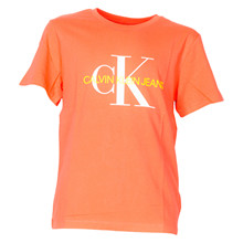 IG0IG00221 Calvin Klein T-shirt ORANGE