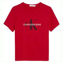 IU0IU00068 Calvin Klein T-shirt  RØD