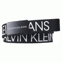 IU0IU00079 Calvin Klein Bælte  SORT