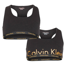 G80G897001 Calvin Klein Bralette SORT