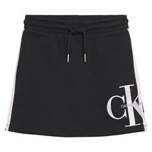 IG0IG00524 Calvin Klein Nederdel SORT