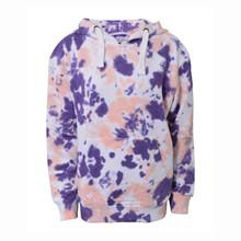 7201081 Hound Tie Dye Sweatshirt LILLA