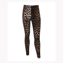 7201152 Hound Leopard Leggings BRUN