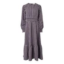 7210153 Hound Long Dress LYS RØD