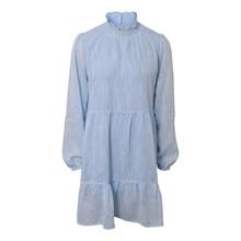 7210154 Hound Smock Dress LYS BLÅ