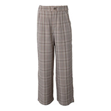 7210158 Hound Wide Check Pant  BRUN