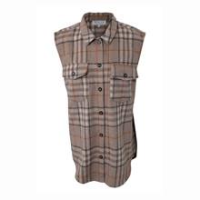 7210274 Hound Ternet skjorte vest SAND