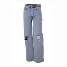 7210350 Hound Ribbed Wide Jeans LYS BLÅ