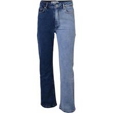 7210891 Hound Simi Wide Leg Jeans  BLÅ