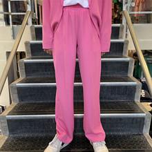 7210993 Hound Fashion pants wide PINK