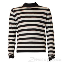 G72442 Garcia Strik Turtleneck STRIBET