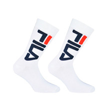 F9632 FILA Street Socks 2-Pack HVID