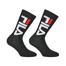 F9632 FILA Street Socks 2-Pack SORT