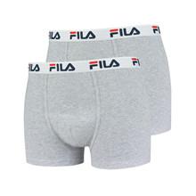 FU5016_2 FILA Boxer 2-Pack GRÅ