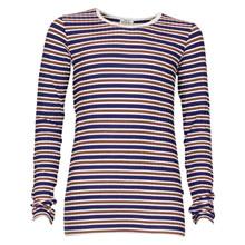 90277 Mads Nørgaard Talino T-shirt  MARINE