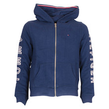 KG0KG03946 Tommy Hilfiger Zip Sweat MARINE