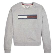 KG0KG04445 TommyHilfiger Sweatshirt GRÅ