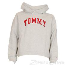KG0KG03520 Tommy Hilfiger Ame Hoody GRÅ