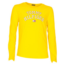 KB0KB04432 Tommy Hilfiger T-shirt GUL