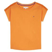 KG0KG04667 Tommy Hilfiger T-shirt ORANGE