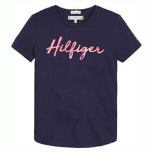 KG0KG04865 Tommy Hilfiger T-shirt MARINE