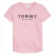KG0KG04888 Tommy Hilfiger T-shirt  LYS RØD