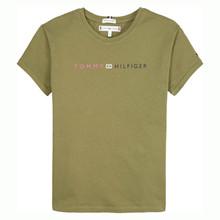 KG0KG04885 Tommy Hilfiger T-shirt ARMY