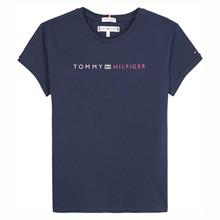 KG0KG04885 Tommy Hilfiger T-shirt MARINE