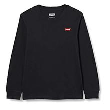 9EC706 Levis T-shirt SORT