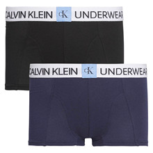 B70B700241 Calvin Klein Trunks SORT