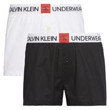 B70B700242 Calvin Klein Boxer 2pak HVID