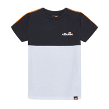 S3I11190 Ellesse Straccia T-shirt HVID