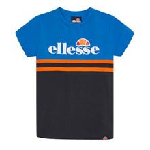 S3I11198 Ellesse Fordeni T-shirt MARINE