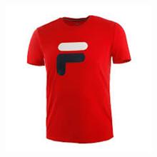 FJL191014 Fila Tennis Robin T-shirt RØD