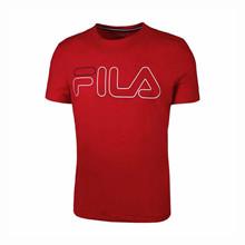 FJL191013 Fila Ricki T-shirt RØD
