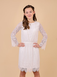 WM1058 White & More Filippa Dress HVID