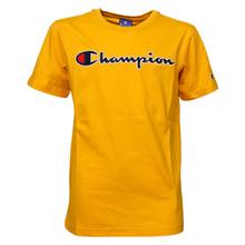 305381 Champion T-shirt  GUL