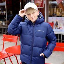 IB0IB00937 Calvin Klein Vinterjakke MARINE