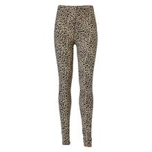 2043-145 Grunt Lupa Leopard Legging BRUN