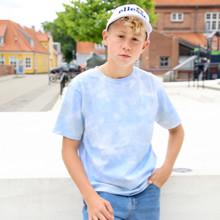 2134-401 Grunt Ditlev Tai T-shirt  LYS BLÅ