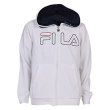 FJL191008 Fila William Hoodie HVID