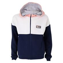 SJ1223 Lacoste Sweatshirt M/zip HVID